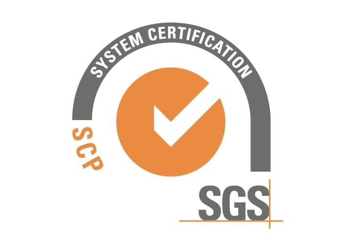 SGS SCP Zertifizierung